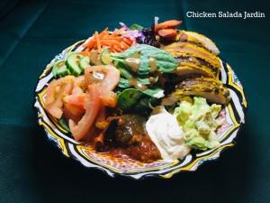 Chicken Salada Jardin