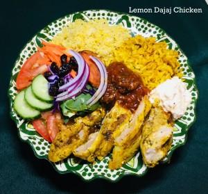 Lemon Dajaj Chicken 1