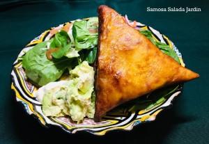 Samosa Salada Jardin 5